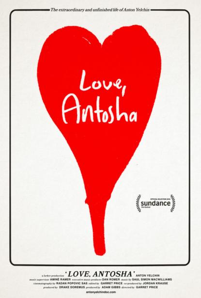 Love, Antosha' is a Different Kind of Love Story - Atlanta