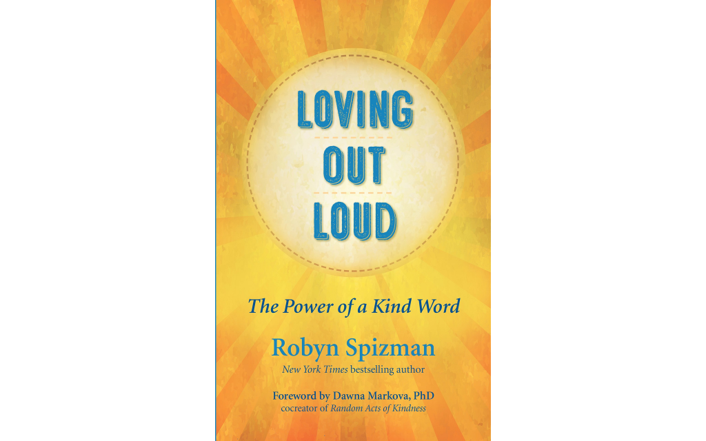 New Book Demonstrates Loving Loudly