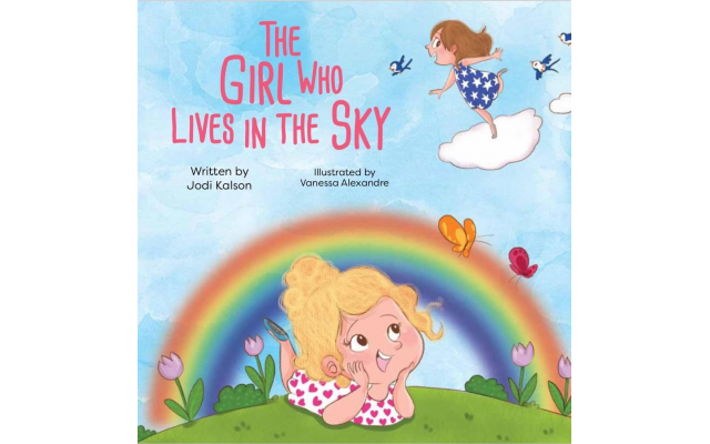 Jodi Kalson's children's book about coping with death.