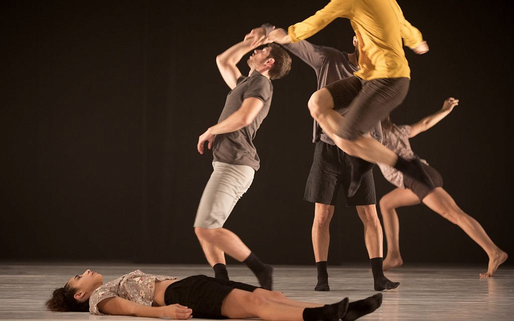 Israeli Choreographer Teaching at Emory