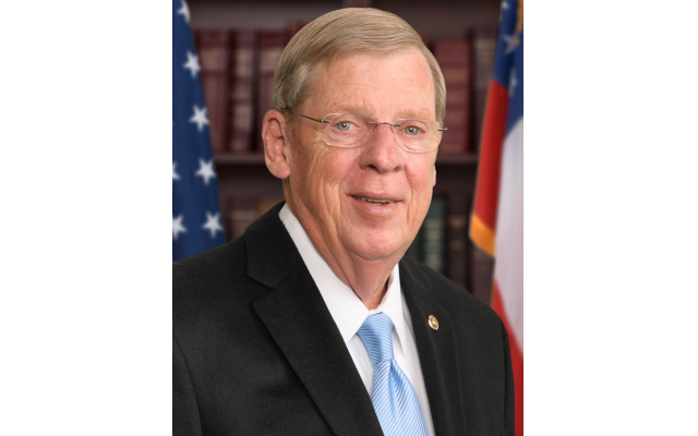 Johnny Isakson is resigning for health reasons.