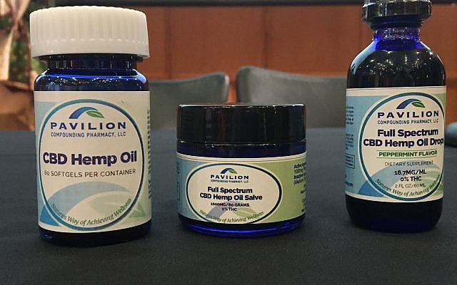 CBD products made with hemp oil, with some of the properties of medical marijuana, can be bought without a prescription.