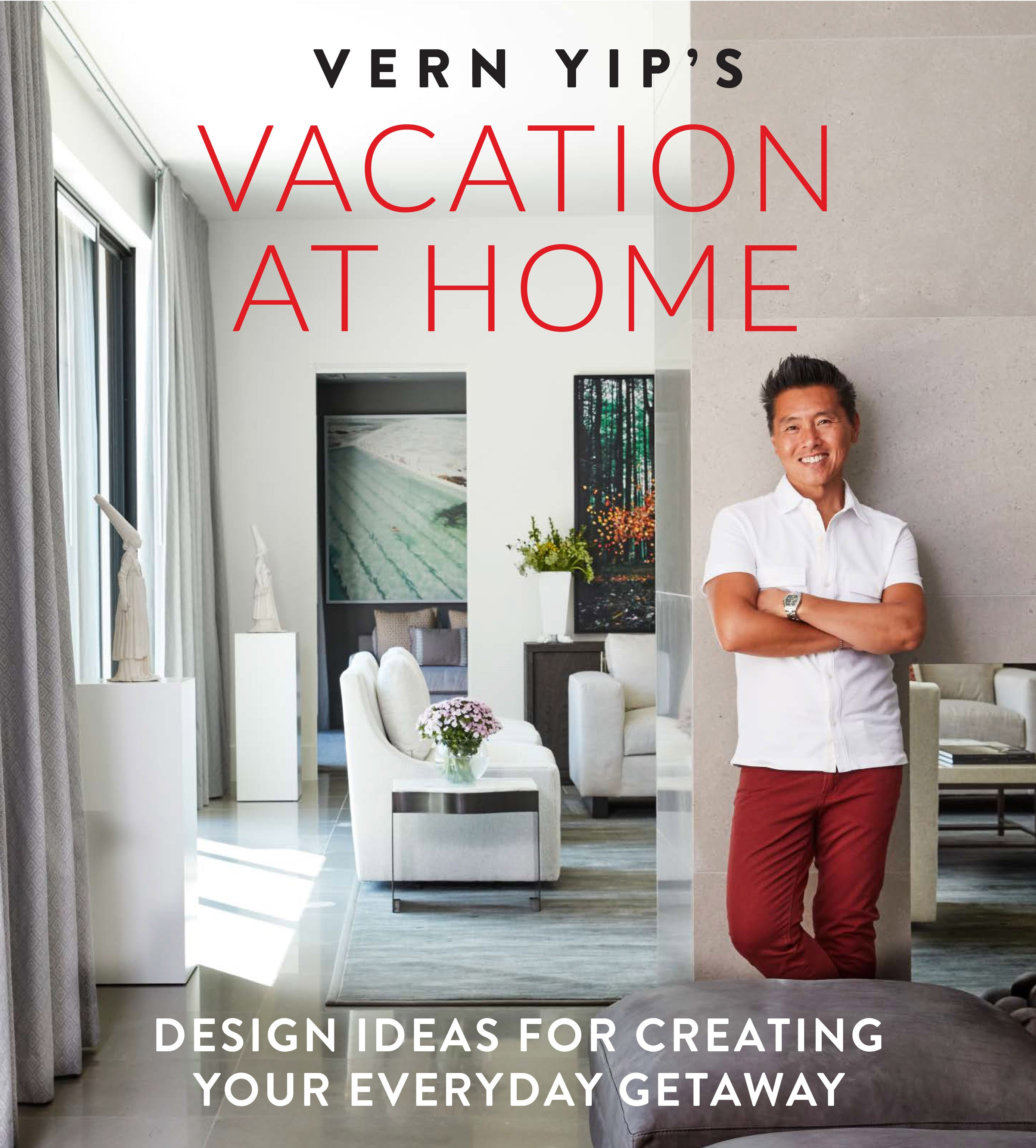 Trading Spaces Host Vern Yip At Book Festival Atlanta Jewish Times