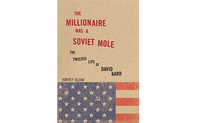 Klehr's book explores the life of David Karr.
