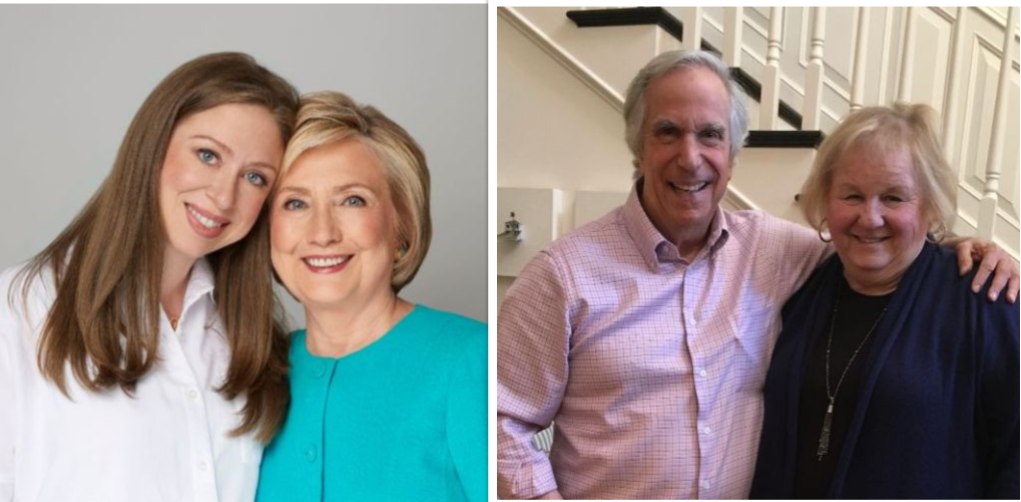 From The Fonz To The Former First Lady Atlanta Jewish Times