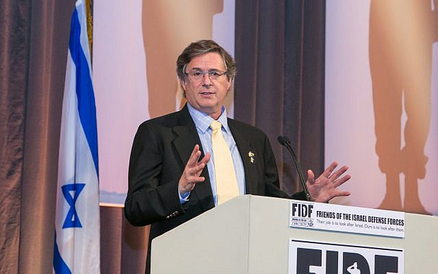Among his involvements, Michael Morris has served on the board of the Friends of the IDF Southeast region.