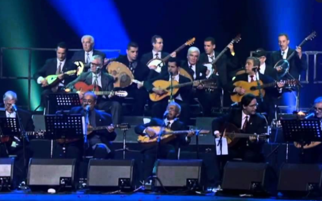 """El Gusto"" tells the story of an orchestra made up of Jews and Muslims who are separated by the Algerian War of Independence and then reunited 50 years later."