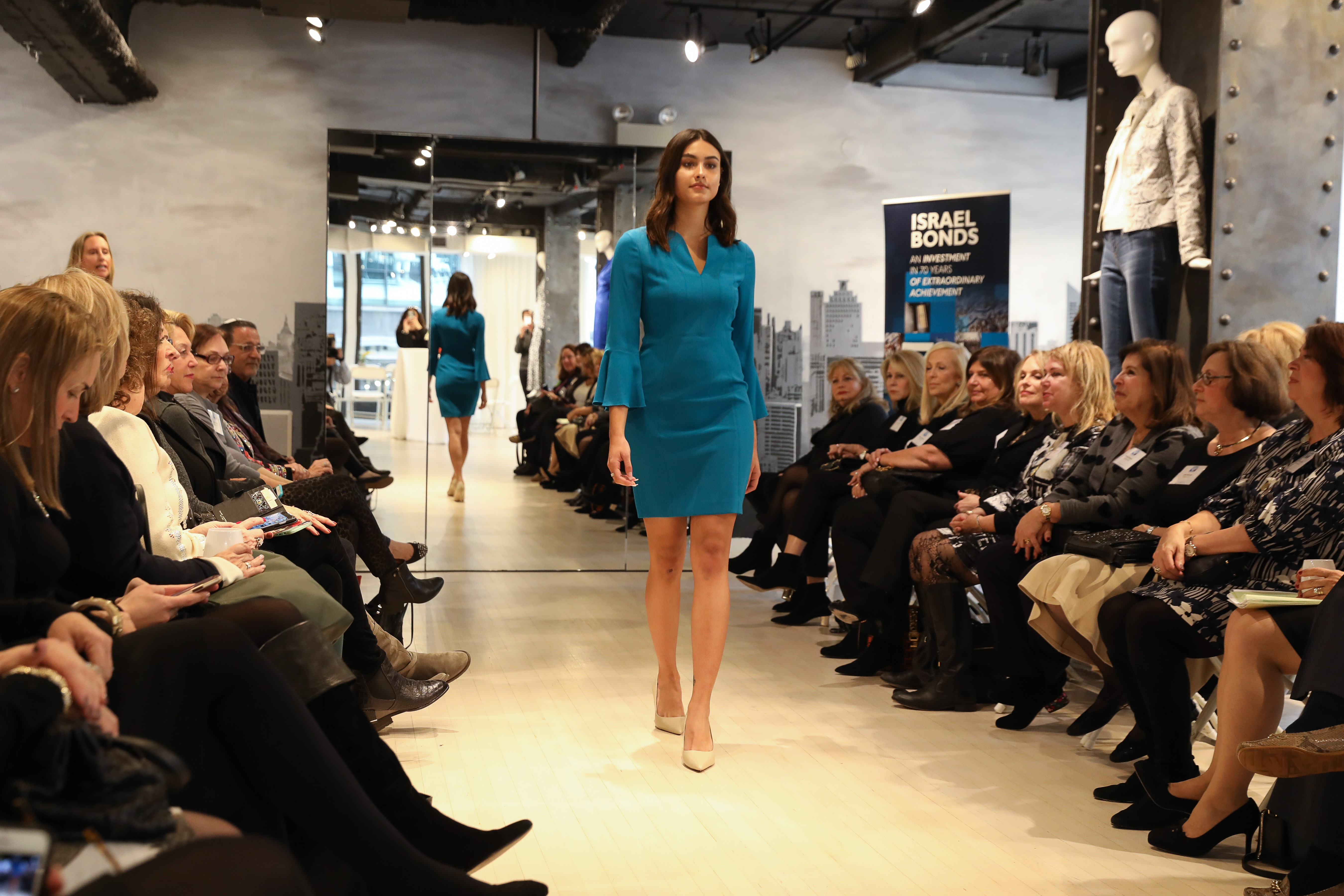 Israel Bonds Taps Into Women S Energy And Style Atlanta Jewish Times