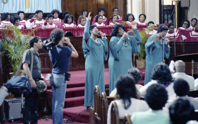 """Say Amen, Somebody"" is a joyous, toe-tapping film about the power of religious music."