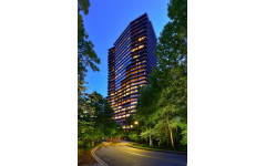 Three Ravinia is an 816,748-square-foot development located in Atlanta's Central Perimeter commercial district.