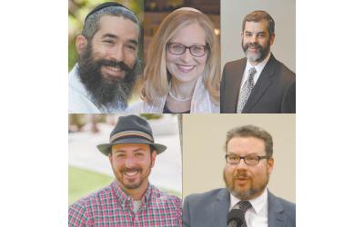 Learn how Atlanta's rabbis build their sermons for the high holidays.