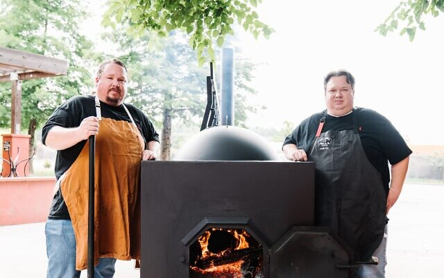 Fox brothers are the heart of the barbecue.