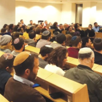 This sex symposium, held in Jerusalem two years ago, created greater awareness of the resources available to improve sexual relationships in the Orthodox community.