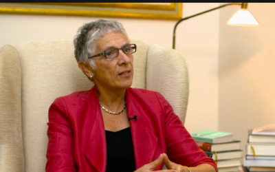 Melanie Phillips' long journalistic career has been on both sides of the political divide.