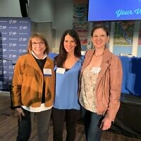 Event co-chairs were Helaine Sugarman, Caryn Berzack and Cyndi Sterne