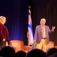 """Lin Oliver and Henry Winkler have co-authored 36 books including the latest, """"Alien Superstar."""""""