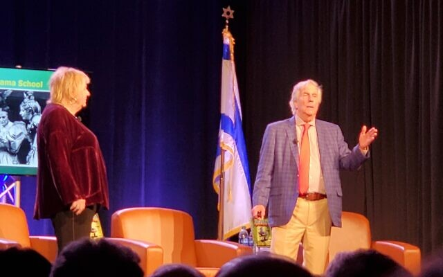 "Lin Oliver and Henry Winkler have co-authored 36 books including the latest, ""Alien Superstar."""