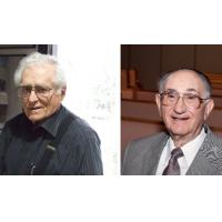 Benjamin Hirsch and Frank Spiegel