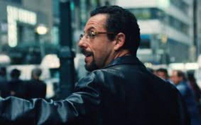 """Adam Sandler stars in """"Uncut Gems"""" as an utterly irredeemable New York diamond district merchant."""