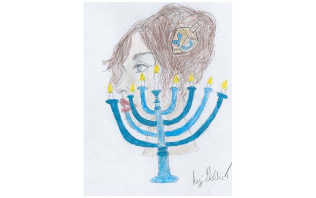Goldie Teyf Untitled Atlanta Jewish Academy, Eighth Grade