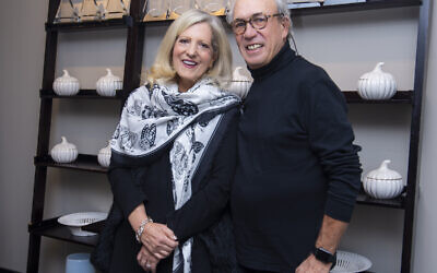 Sandra and Clive Bank are the AJT's 2019 Entrepreneurs of the Year.