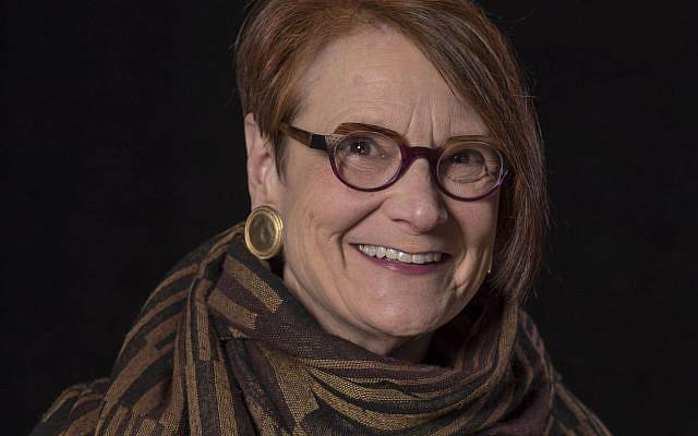Photograph by Judy Ondrey //   The Breman's new Director, Leslie Gordon.