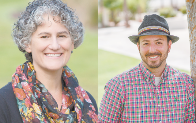 Rabbis Pamela Gottfried and Jesse Charyn took up new roles this Summer at Congregation Bet Haverim and Temple Beth David, respectively.