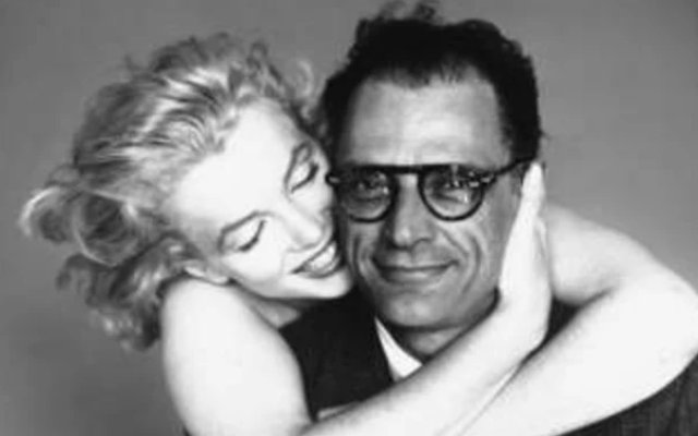 In the days before her Jewish marriage to Arthur Miller in 1956, Marilyn Monroe thought she had found true happiness.