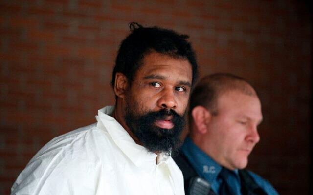 Grafton Thomas, suspect in custody accused of Monsey stabbing. AFP via Getty Image