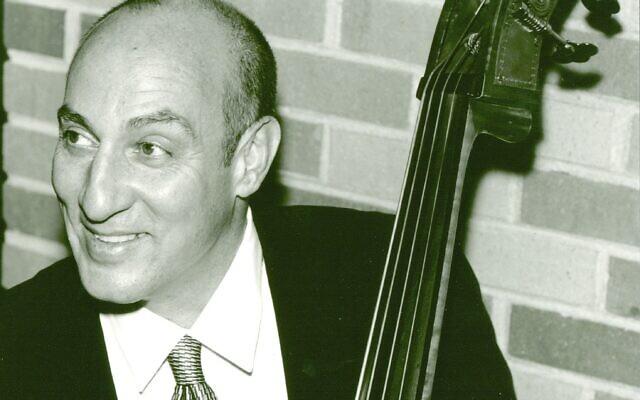 Scott Glazer on bass.
