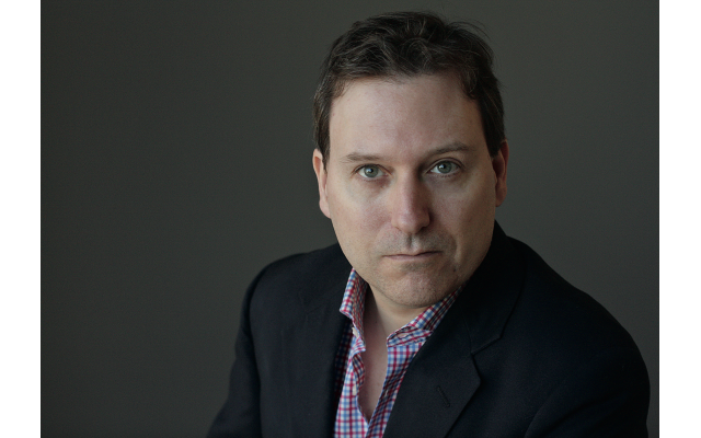Photo by Michael Lionstar // John Carreyrou writes about one of the biggest corporate frauds since Enron.