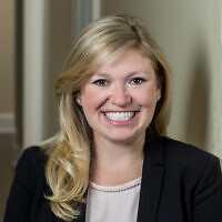Amy Saul was promoted to partner of Boyd Collar Nolen Tuggle & Roddenbery