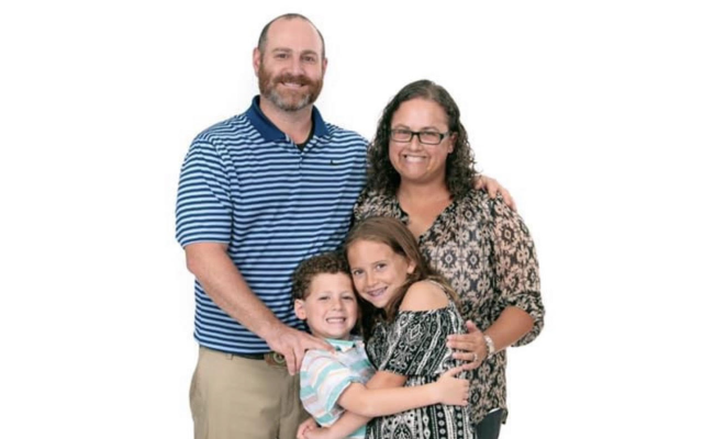 Ilana and Greg Schlam's daughter will be going to Camp Judaea for the first time this summer.