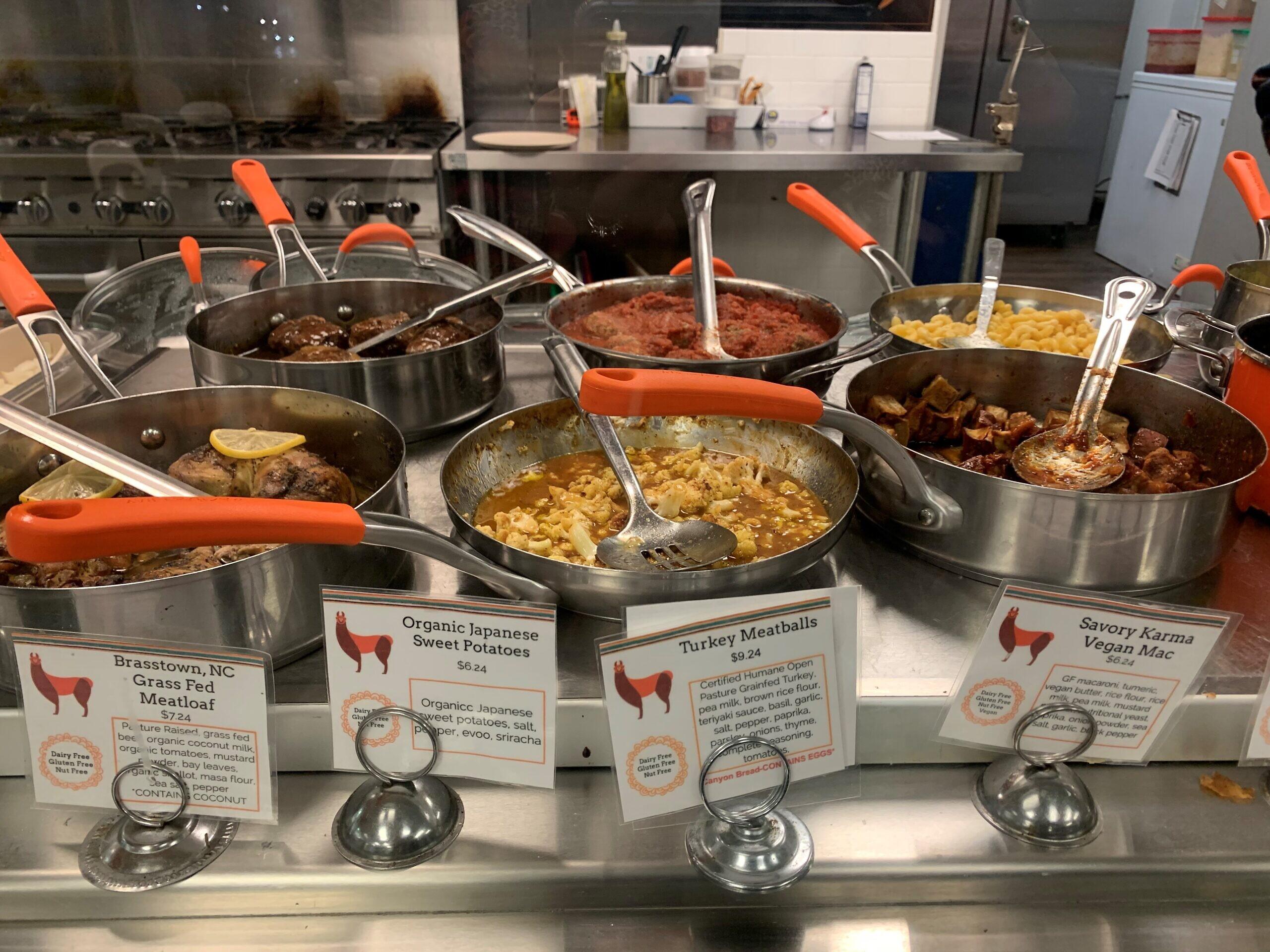 Eat Real Do Good Karma Inspired Healthy Food Atlanta Jewish Times