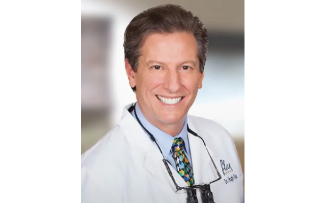 Dr. Hugh Flax practices a holistic approach to dentistry.