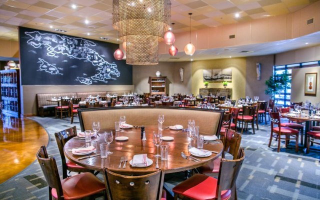 il Gialo was among the first to bring sophistication to Sandy Springs dining.