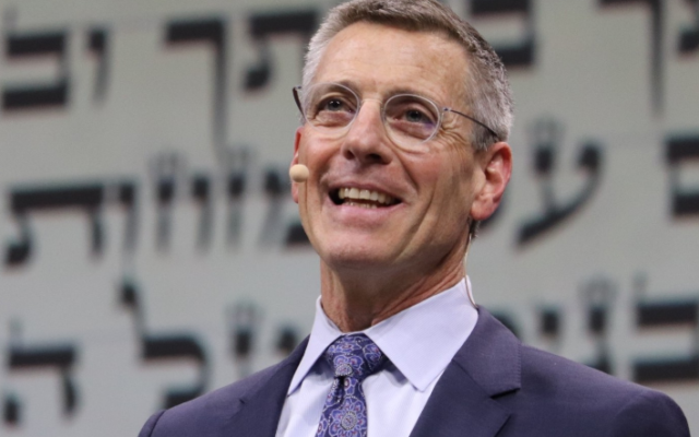 Temple Sinai Rabbi Ron Segal is beginning the second year of a two-year term as president of the Central Conference of American Rabbis.