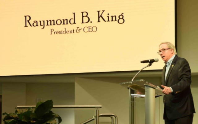 Raymond King has overseen the six-year process of rebuilding the new Zoo Atlanta facility.