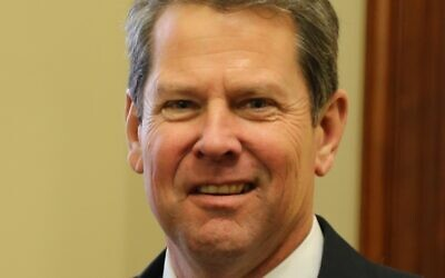 Gov. Brian Kemp and the Georgia Dept. of Labor are addressing an increase in business claims.