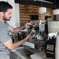 Jordan Segal became The Nest Café in Alpharetta five years ago when he was 24.