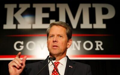 Brian Kemp Kevin Cox/Getty Images