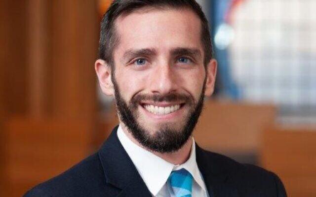 Minnesota native Rabbi Sam Blustin will join Ahavath Achim this July as associate rabbi.