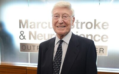 """""""The FDA has had the opportunity to loosen controls in the last few years for new drugs to be introduced to the market, but they have been slow,"""" Bernie Marcus told the AJT."""