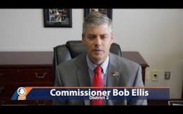"""""""Like all of this data we are getting, it's not perfect but we should seek to have as much data as available and share it with the public,"""" said Fulton County Commissioner Bob Ellis."""
