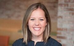 Gabby Spatt is executive director of The Blue Dove Foundation.
