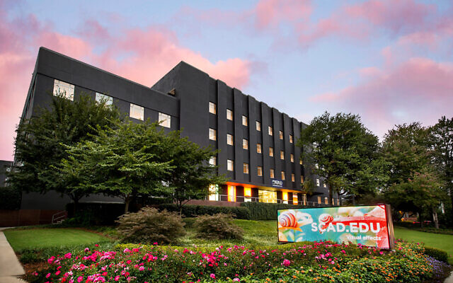 SCAD has a diverse and collaborative learning environment that crosses many artsy curricula.