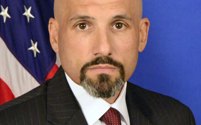 Neil Rabinovitz brings 22 years of experience with the FBI to the new position he assumed last month.