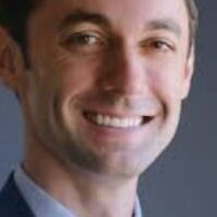 Democratic Senate hopeful Jon Ossoff.
