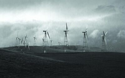 Wind, Power, Hope: The Front Line