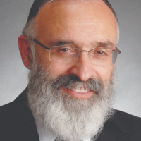 Rabbi Yossi New, who leads Congregation Beth Tefillah, offer a short thought each weekday afternoon on Zoom.